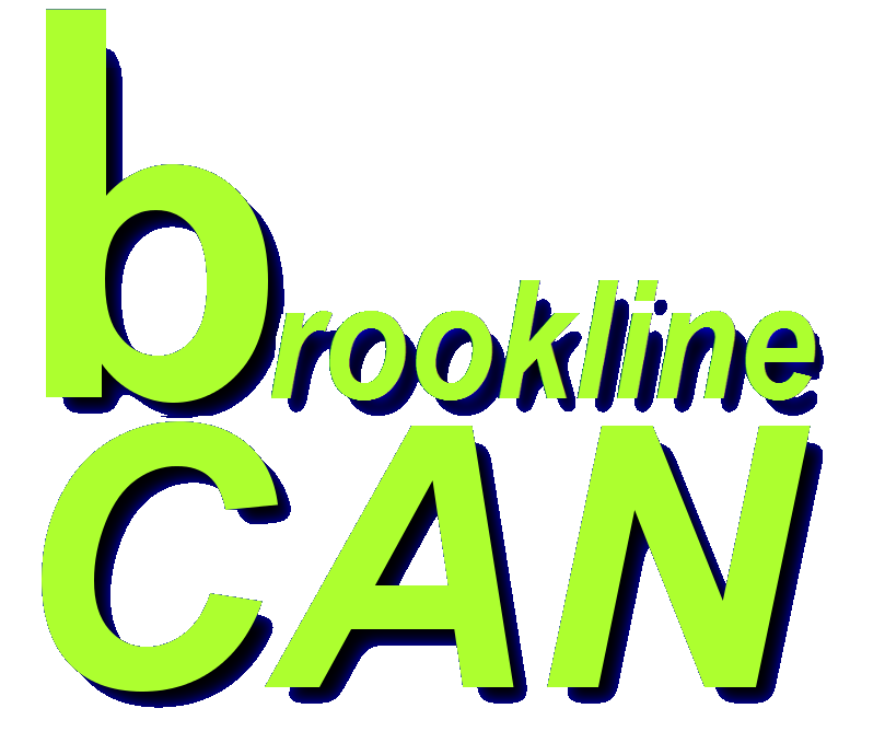Brookline CAN logo - click for home page